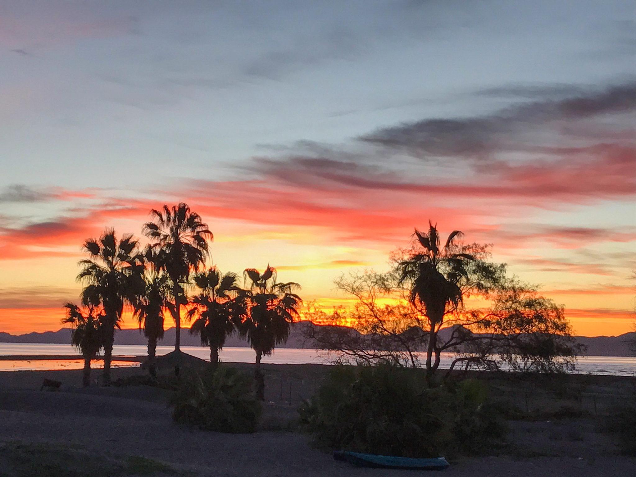 Loreto, Baja California Sur, México.