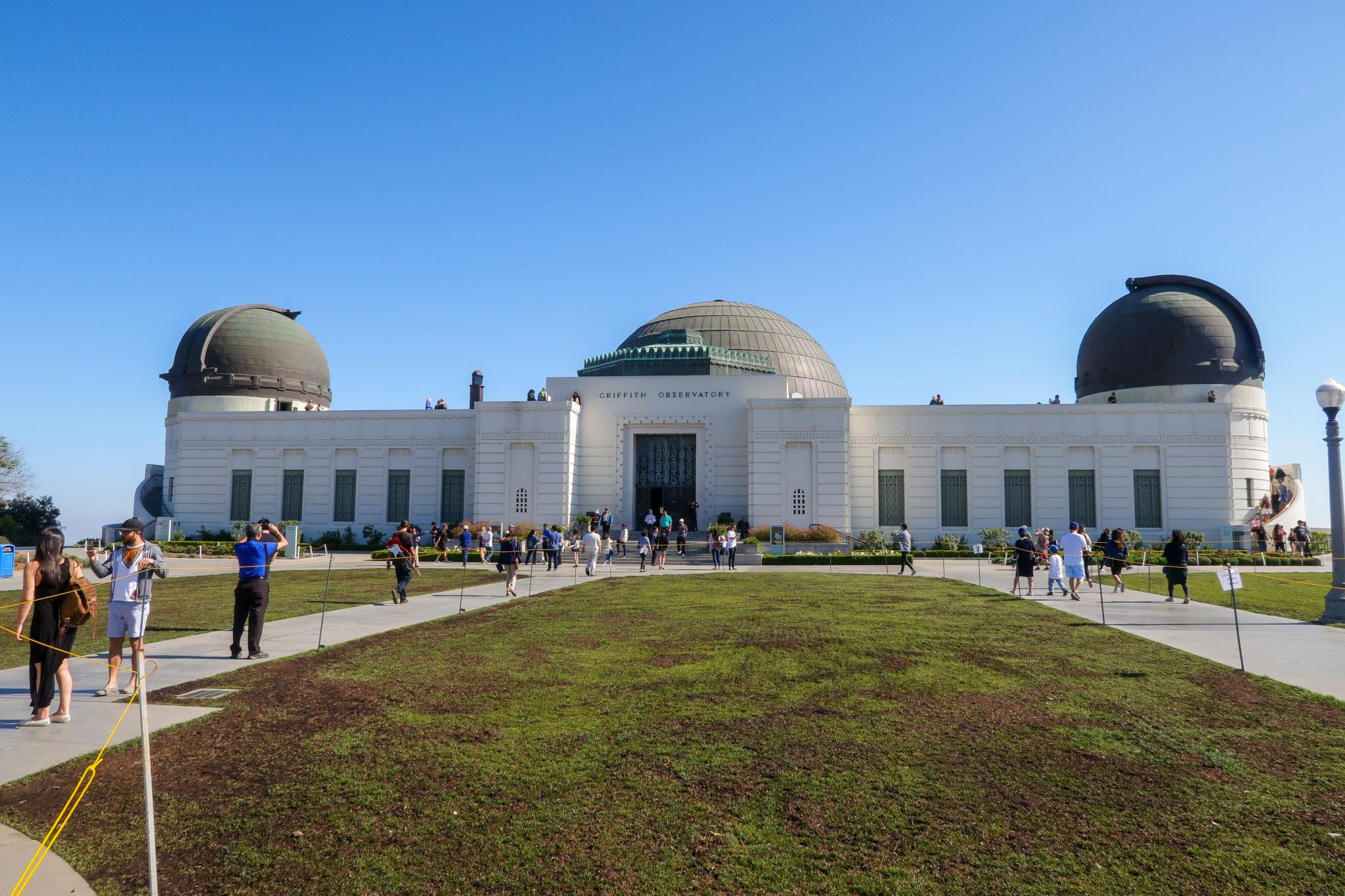 Observatorio del Parque Griffith.