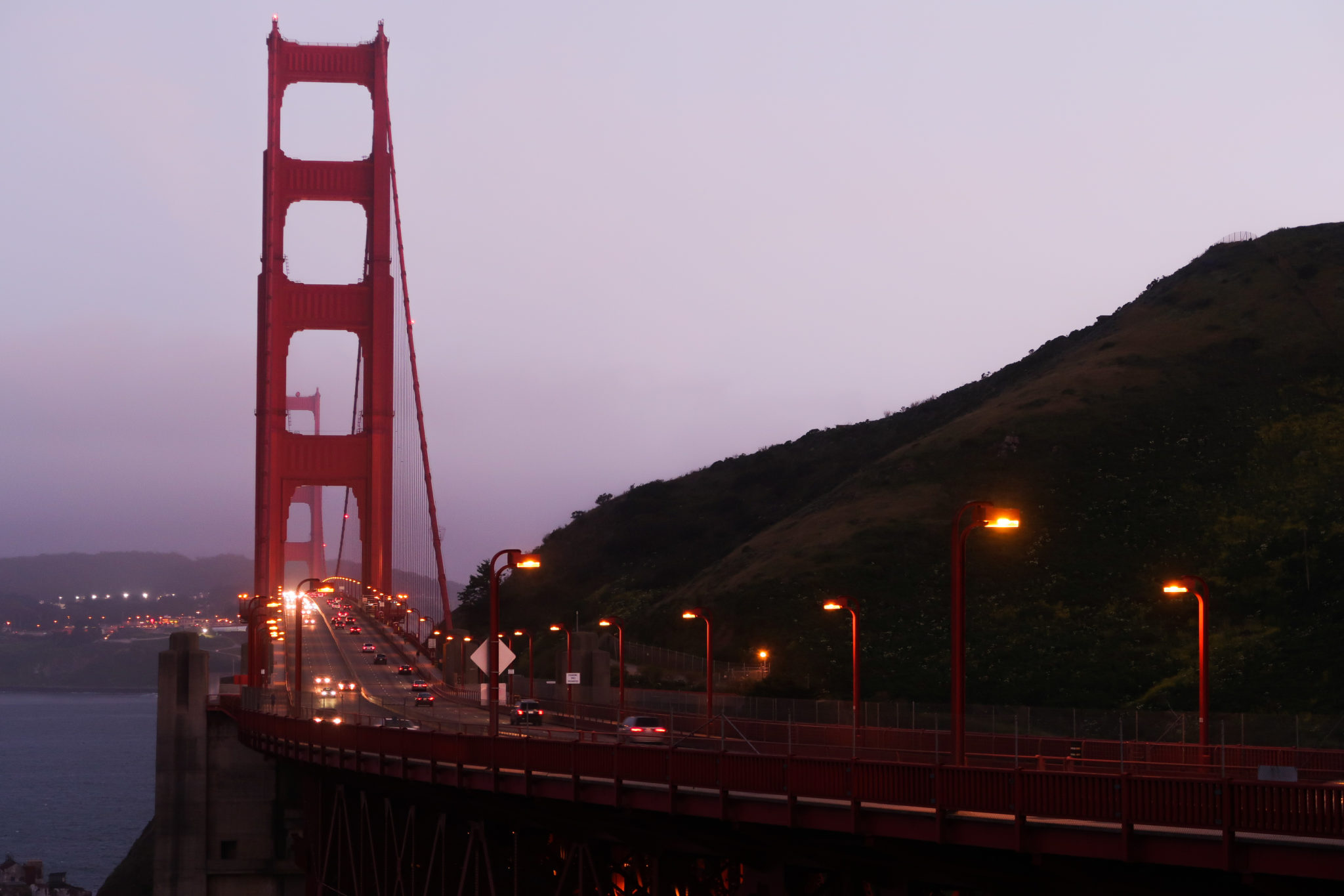 "El ""Golden Gate"", San Francisco, California."