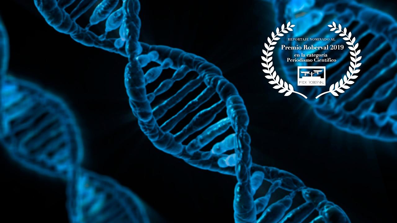 Los hackers del ADN